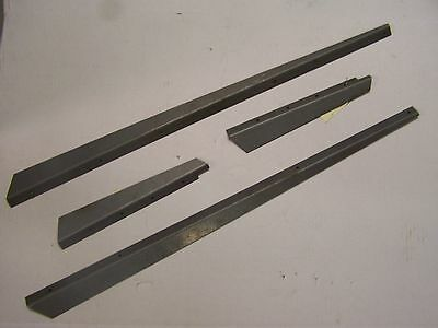 Oliver 1755 1855 1955 Tractor Hood Side Panel Deflector Trim