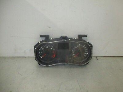 RENAULT CLIO MK3 SPEEDO METER INSTRUMENT CLOCKS CLUSTER 2RPF10A855AE