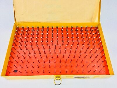 Meyer Gage Set .061-.250 In Metal Case