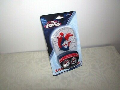 Ultimate Spider-Man 3D motion effect night Light by Marvel