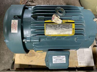 Baldor Reliance Motor Ecp2294t 15 Hp 3 Ph 3525 Rpm