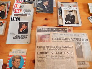 John F Kennedy Collection