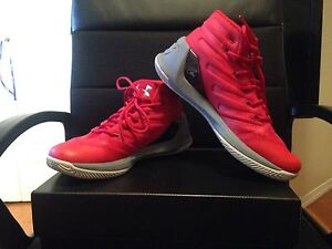 CURRY 3 RED CHRISTMAS EDITION!
