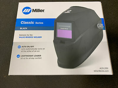 Miller Classic Series 251292 Welding Helmet