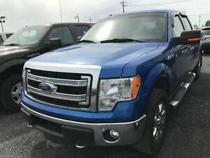 2013 FORD F150 XLT 4X4 WITH XTR PACKAGE