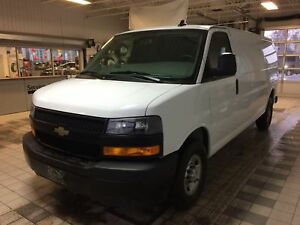2018 Chevrolet Express 2500 LOCATION COMMERCIAL