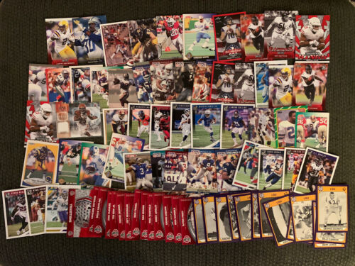 Lot Of 78 Football Cards Brand New - $3.00