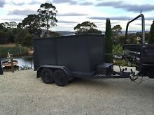 Hydronic tipper trailer Cambridge Clarence Area Preview