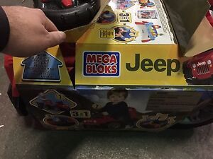 Toy Jeep 3 in 1