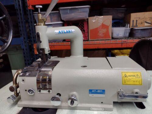 Atlas Levy AT-801 skiver, leather machine, skiving machine