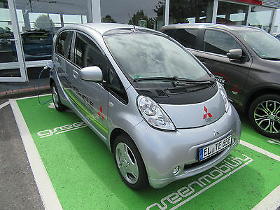 Fotografie des Mitsubishi Electric Vehicle (i-MiEV)