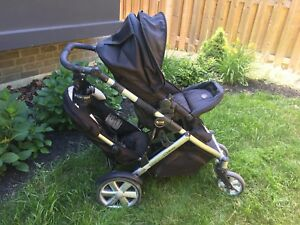 Britax B Ready Stroller with Second Seat/Double Stroller
