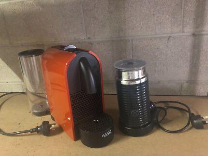 Delonghi Nespresso Machine in great condition