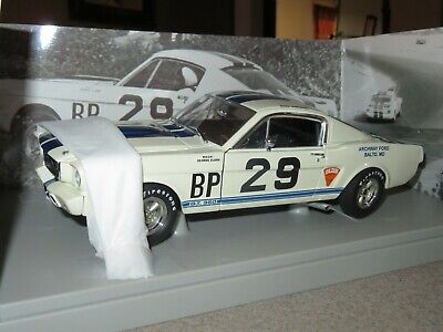 GMP Acme MARK DONAHUE Ford SHELBY Mustang GT350R MIB Limited Edition w/BOTH BOXS