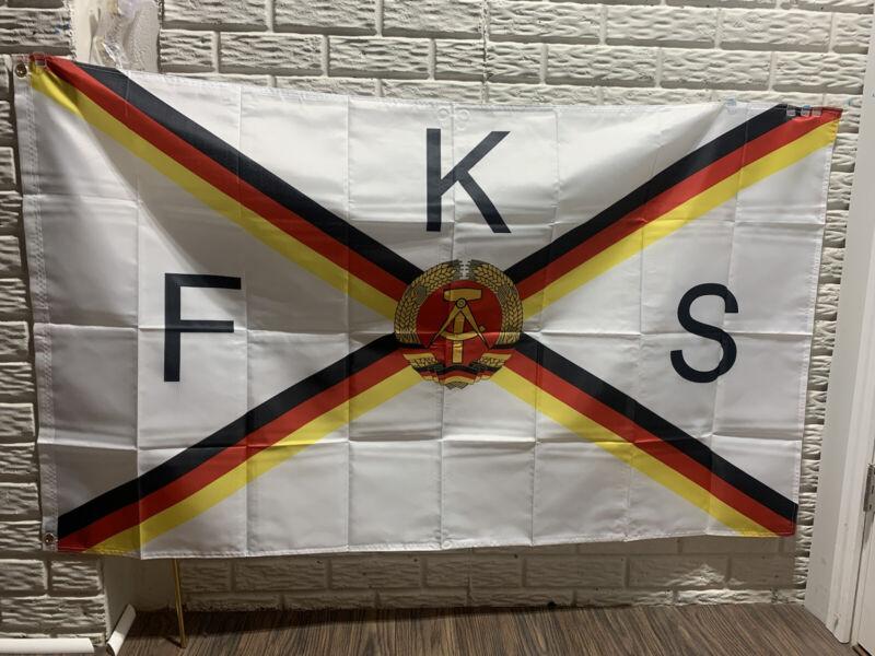 East German (DDR/GDR) VEB Fischkombinat Sassnitz Flag