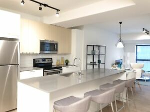 4 1/2  DOWNTOWN // GYM + TERRACE + POOL //PARKING($) 1M FREE
