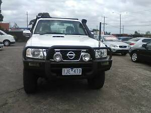2008 Nissan Patrol Ute Campbellfield Hume Area Preview