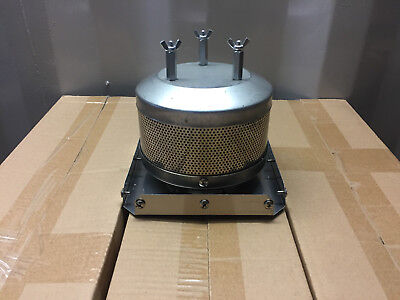 MK1 Flame Pyramid Patio Heater Replacement Spare Top Flame Screen And Plate