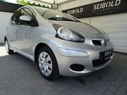 Toyota Aygo 1.0 Multi Mode Cool 5-trg/Klima/el.Fh/ZV