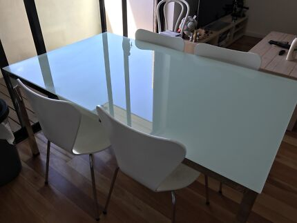 Office Freedom Office Desk Large 180x90cm White Throughout Dinning Table For 50 Freedom Furniture Signature Home Garden Gumtree Australia Free