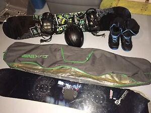 SNOWBOARD GEAR, no reasonable offer refused!