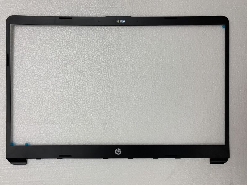 GENUINE HP 15-DW SERIES L52014-001 LCD FRONT BEZEL - NEW FREE SHIPPING