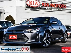 2015 Scion tC BLUETOOTH   ALLOYS   PANOROOF   PWR OPTIONS