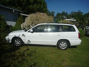 2002 Daewoo Nubira Wagon Burnside Maroochydore Area Preview