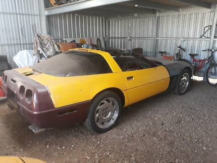 CORVETTE 1990 RIGHTHAND DRIVE RESTORED TO NEW JUST PAINT Palmer Mid Murray Preview
