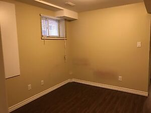 One bedroom basement for rent (Derry/McLaughlin)