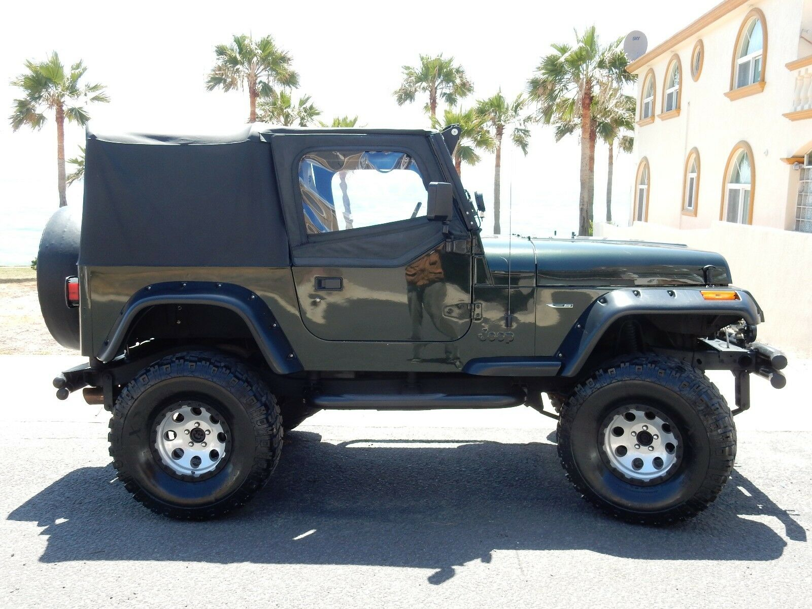 1989 Other Makes   Jeep Wrangler  vehicles