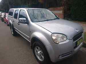 2009 Ute Great Wall 2.4 long rego Dee Why Manly Area Preview