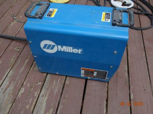 Miller XMT 350 CC/CV Multiprocess Welder