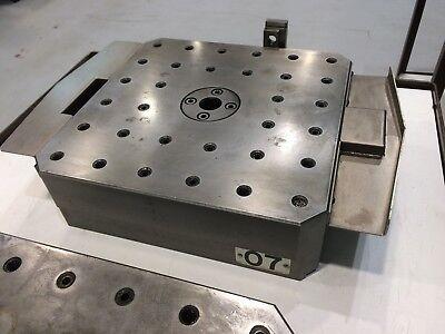 Cnc Machine Pallet 300mm Sq Matsuura Mc-400h Horizontal Machining Center