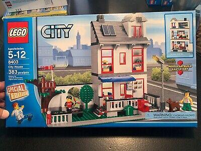 Lego City: City House (8403) Special Edition, NIB