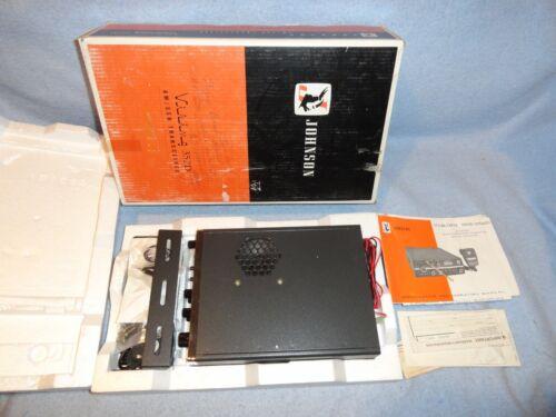 Vintage 1976 NEW Old Stock Johnson Viking 352D CB AM SSB Transceiver 23 CH