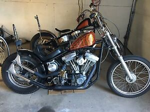 1957 Harley Davidson Custom Chopper