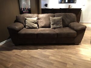 Ashley Furniture Couch and Chair