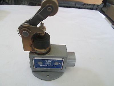 Honeywell Micro Switch Bzv-2rn211 Snap Switch