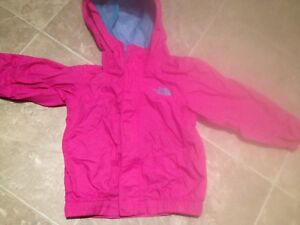 North face spring jacket 18-24 months