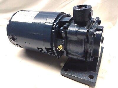 New Aurora 05-1306436 13hp .33hp Centrifugal Pump 1 X 1.25 208v 230v 460v 3ph