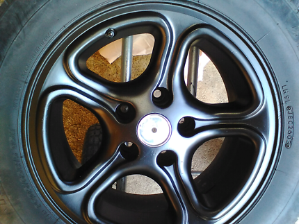 Ford 15 inch mags