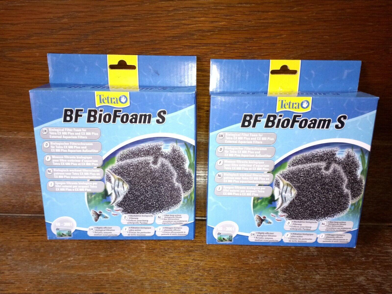 Gr/ö/ßen Tetra BF BioFoam Biologischer Filterschwamm f/ür die Tetra EX Au/ßenfilter versch