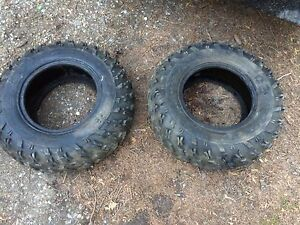 Carlisle badlands Atv tires