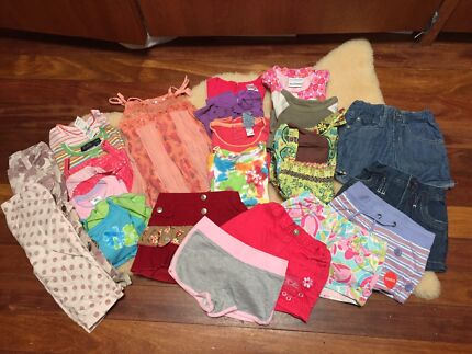 Girls size 0 and size 1 clothes 50+ pieces huge bag!