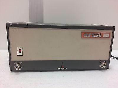 Amplifier Research 5w1000 Rf Amplifier 500khhz - 1ghz