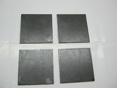 4 Steel Plates 14 X 5 X 5 Steel Grade A36