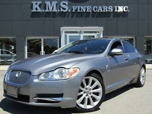 2010 Jaguar XF Premium Luxury  NAVIGATION  385HP