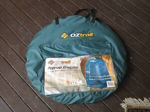 OZTRAIL POP UP ENSUITE, CHANGE ROOM, BATHROOM AND TOILET (VGC) Buderim Maroochydore Area Preview