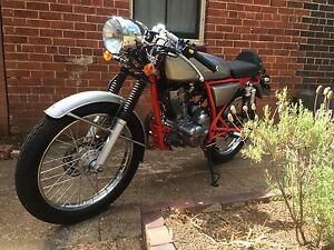 Beautiful and upgraded 2013 ACE 125 Tamworth Tamworth City Preview